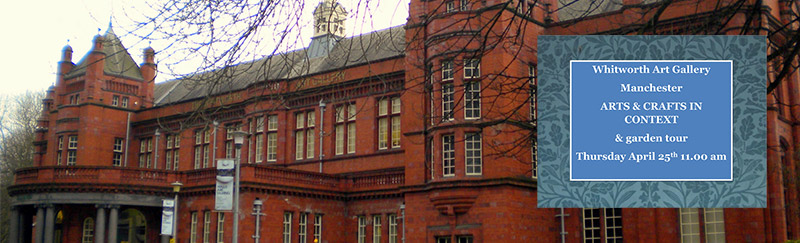 Whitworth Art Gallery and information